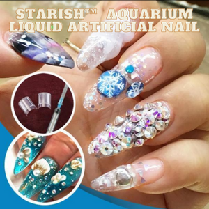[PROMO 30% OFF] Starish™  Aquarium Liquid Artificial Nail