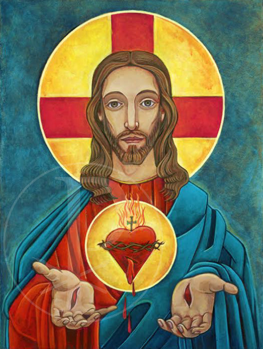 Print- Sacred Heart of Jesus