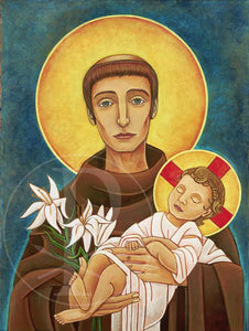 Print- Saint Anthony