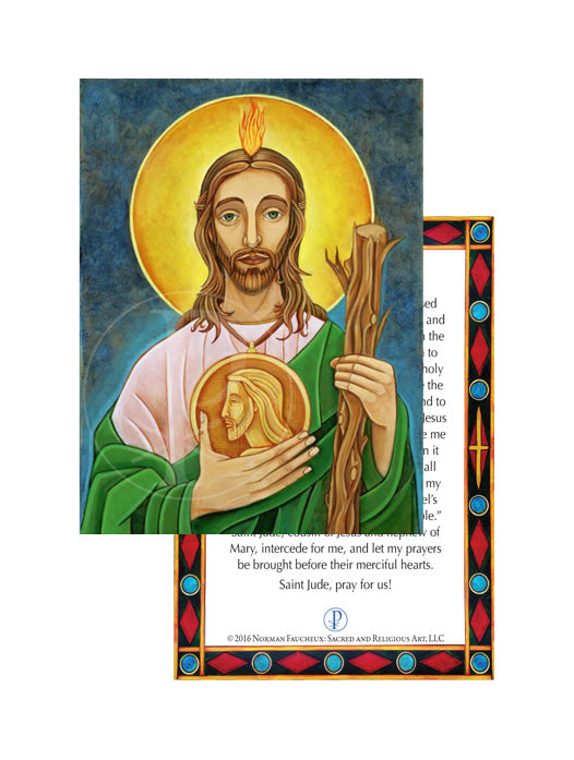 Prayer Card- Saint Jude