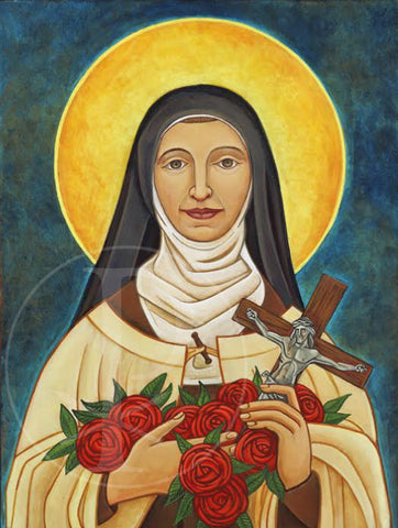 Print- Saint Therese of Lisieux
