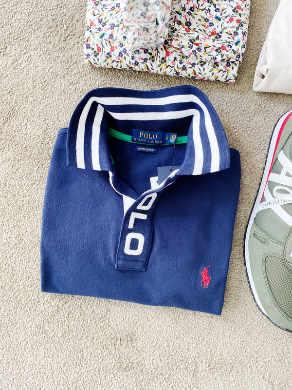 Polo Ralph Lauren piqué Slim Fit