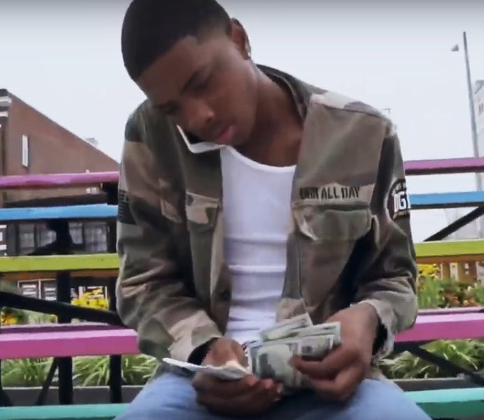"CartiiJaay Drops Official Music Video For ""Li Carti"""