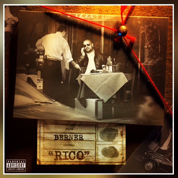 "Berner Featuring B-Real ""What It Sound Like"" (Produced by Scott Storch) [Official HD Audio]"