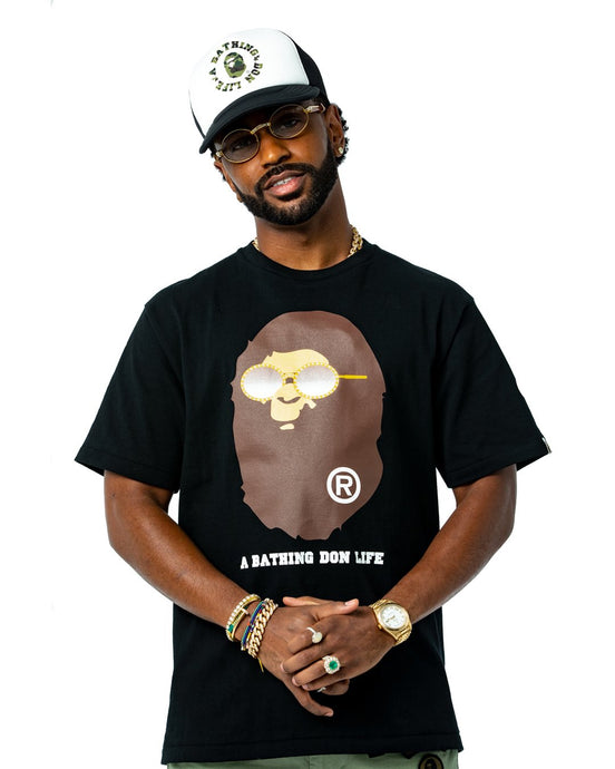 BIG SEAN X A BATHING APE COLLABORATION - A BATHING DON LIFE