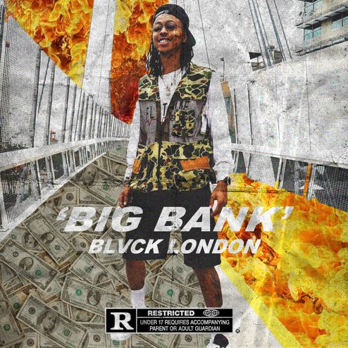 BLVCK LONDON - BIG BANK [OFFICIAL AUDIO] FLATLINE RECORDS