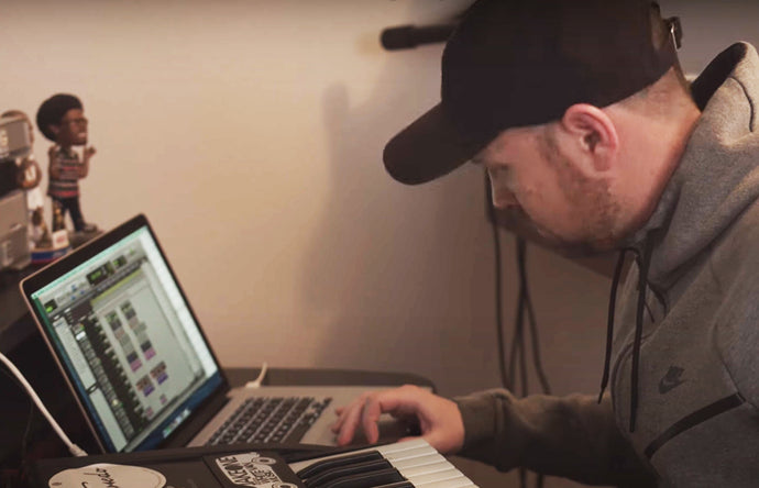 "Jake One Shows How He Made the Wale ""Groundhog Day"" Beat"