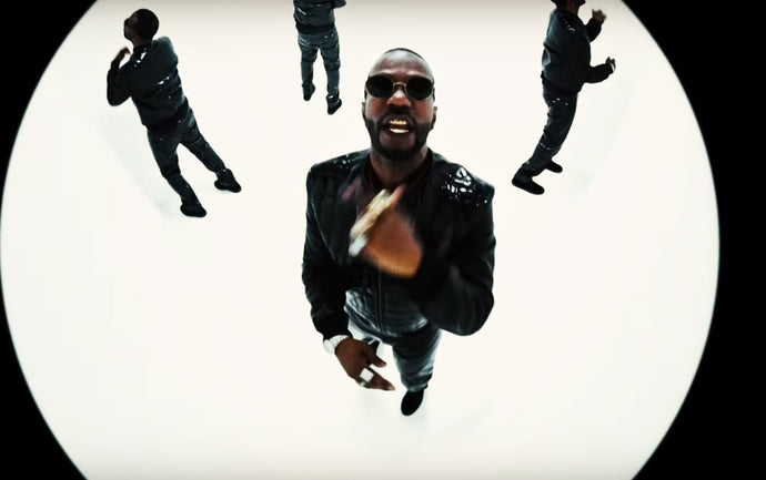 "Juicy J Featuring Travis Scott ""Neighbor"" [Official Music Video]"