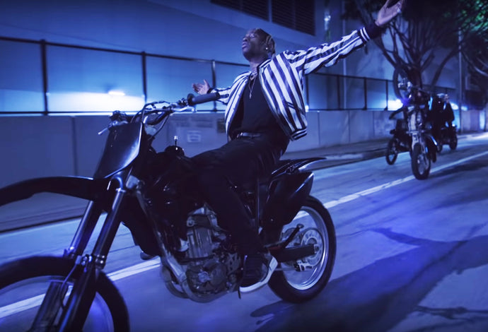 "TRAVIS SCOTT DROPS VISUALS FOR ""CAN'T SAY"" [OFFICIAL MUSIC VIDEO]"