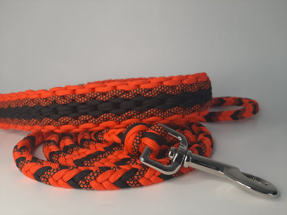 Matching Collar & Leash Set - 21.5-24.5