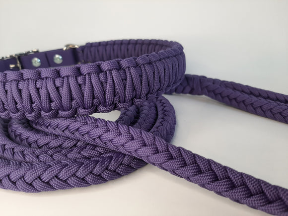 Matching Collar & Leash Set - 20.5-23