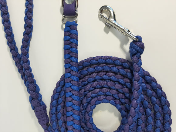 Matching Collar & Leash Set - 10-12.5