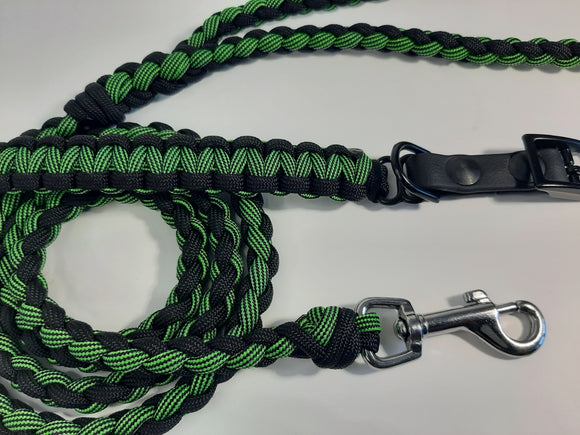 Matching Collar & Leash Set - 8-10.5