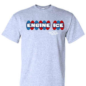 Engine Ice T-Shirt - Limited Production Run - When they're gone, they're gone...