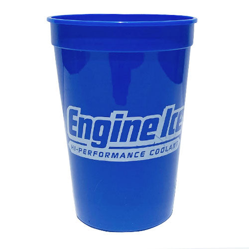 Engine Ice Blue Cup