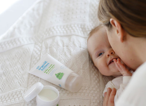baby wash suitable for infant eczema