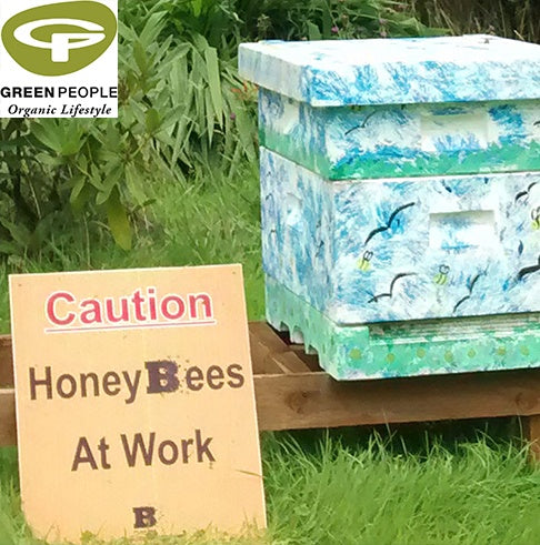 Green People Bee Hive