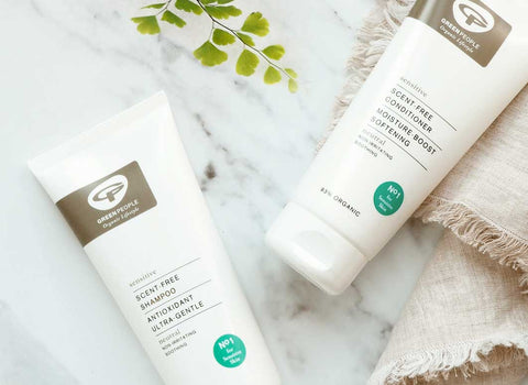 scent free shampoo and conditioner for sensitive scalp