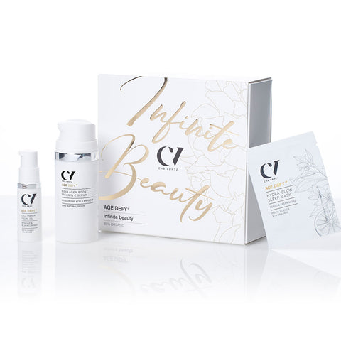 Green People - Age Defy+ Infinite Beauty Gift Set   NOW: £40.00