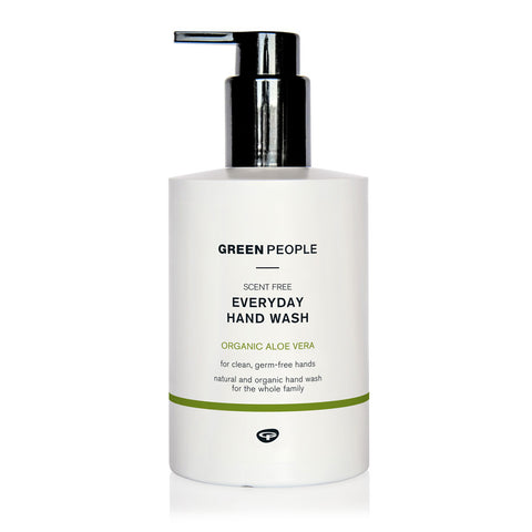 Green People - Scent Free Everyday Hand Wash 300ml | NOW: £10.00