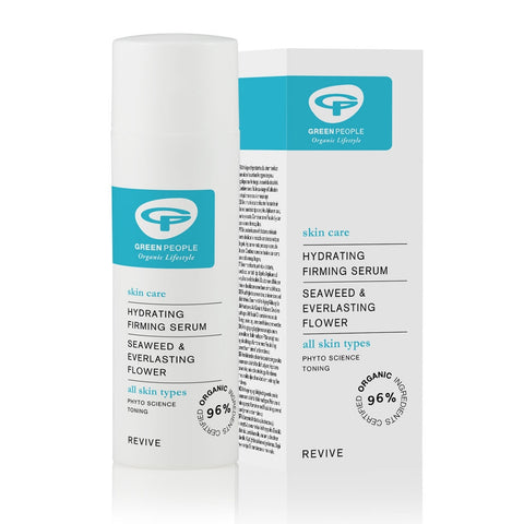 Green People - Hydrating Firming Serum 50ml | NOW: £22.00