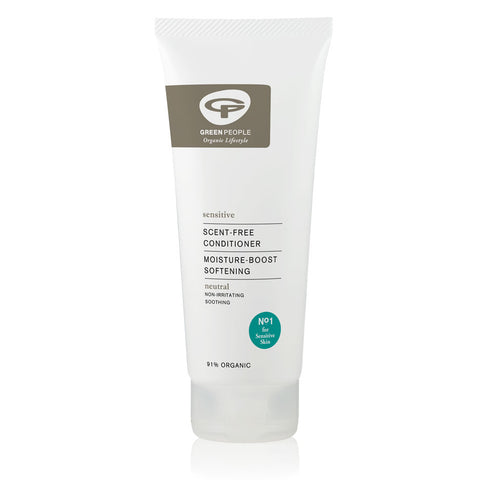 Green People - Scent Free Conditioner 200ml | NOW: £13.00