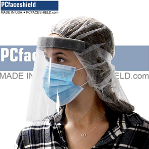 1,000 Foam Face Shields