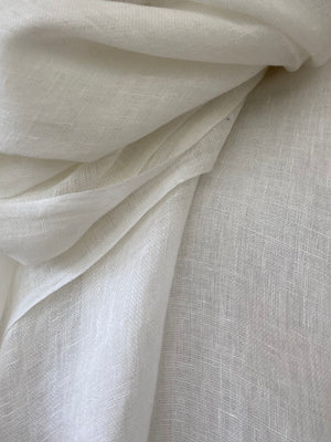 Load image into Gallery viewer, CORA WHITE SCARF