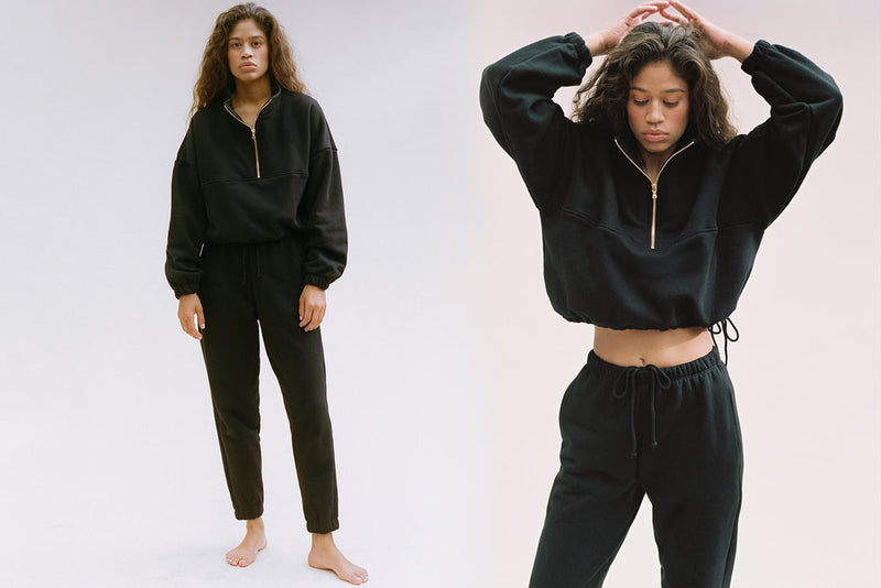 Beachwood Sweatpant - Black