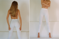 Benton Legging - White