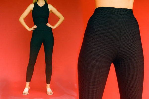 Thermal Benton Legging - Black