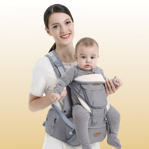 sunve, baby carrier, hip seat cushion, front baby carrier
