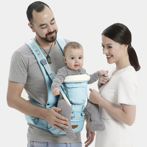 baby carrier, ergonomic baby carrier with hipseat, sunve