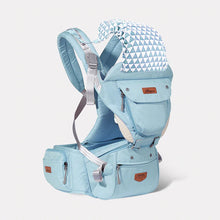 Load image into Gallery viewer, baby carrier, sunveno, sunveno baby carrier, sunve, sunve baby carrier, ergonomic carrier, toddler carrier, infant carrier, mom, dad, hipseat carrier, child carrier, cushion, carrier with pockets