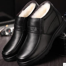 Load image into Gallery viewer, men Non-slip cotton Shoes boot