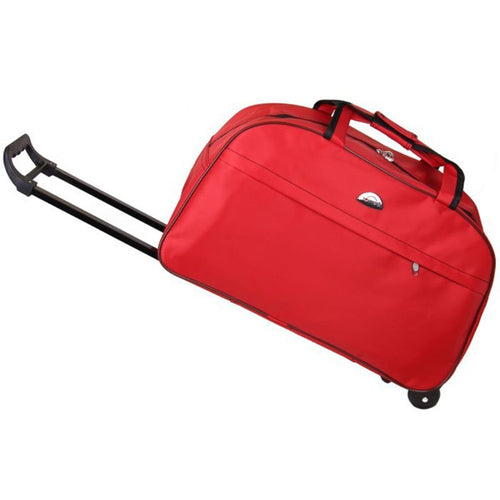 Suitcase With Wheels Luggage