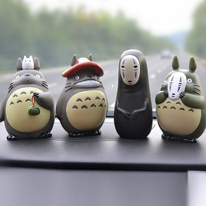 Cute Cartoon Auto Accessories Toy