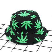 Load image into Gallery viewer, Leaf Panama Bucket Hat