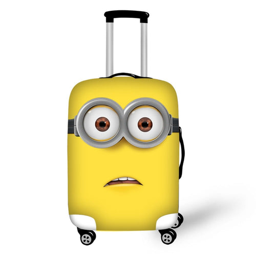 Despicable Me design Luggage