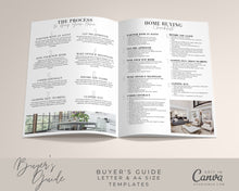 Load image into Gallery viewer, Buyer Guide | Real Estate Template