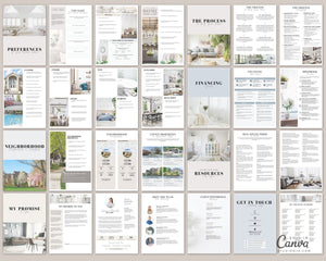 Buyer Guide | Real Estate Template
