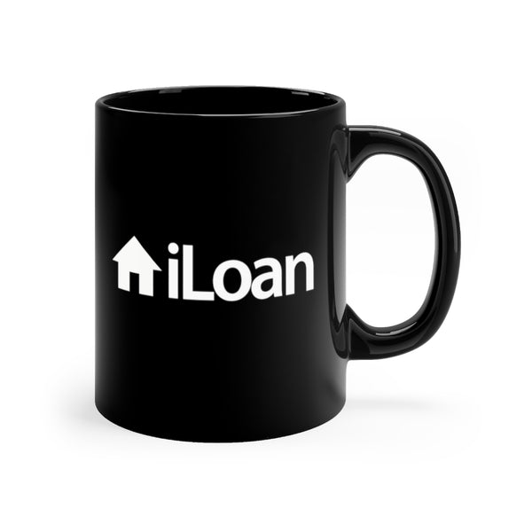 Lender iLoan | Black Coffee Mug For Mortgage Processor