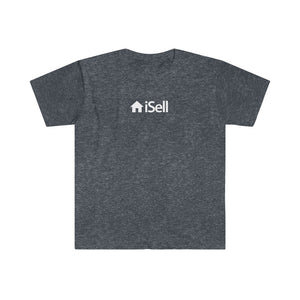 Realtor Tshirt iSell | Men's Fitted Short Sleeve Tee