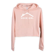 Load image into Gallery viewer, Homegirl Real Estate Life Sweatshirt | Crop Hoodie