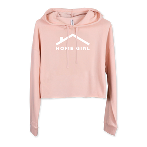 Homegirl Real Estate Life Sweatshirt | Crop Hoodie