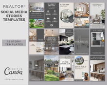 Load image into Gallery viewer, Instagram Story Templates | Real Estate Social Media Template