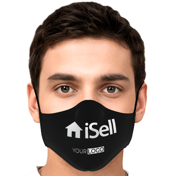 iSell Realtor Face Mask