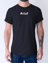Load image into Gallery viewer, Realtor Tshirt iSell | Men's Fitted Short Sleeve Tee