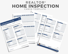 Load image into Gallery viewer, Home Inspection Checklist Template