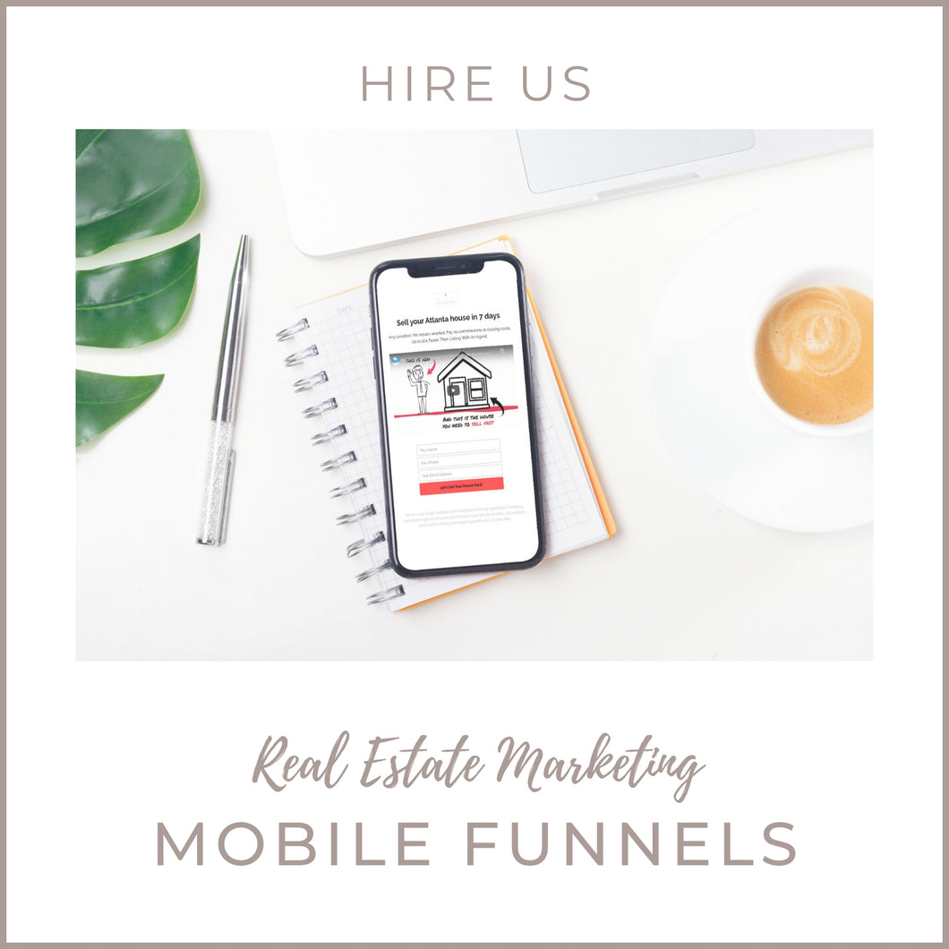 Mobile Funnel For Your Listing